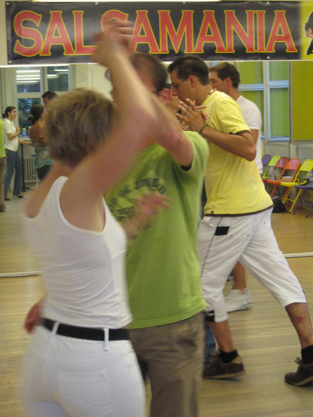 Salsa-Tanzschule Luzern